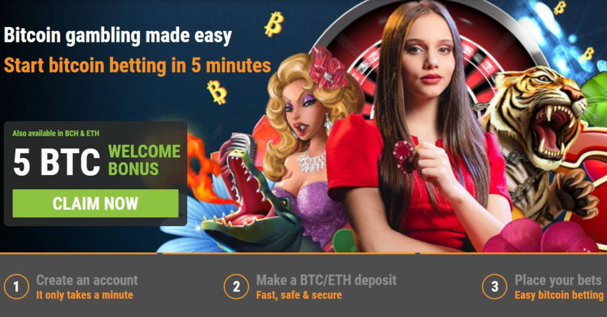 Mejor bitcoin casino punta cana